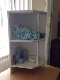 Bathroom Storage shelf unit