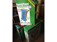 Tikktokk Nanny panel playpen. 28pieces. Job lot - 3 boxes