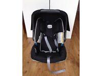 Britax baby safe plus SHRII car seat