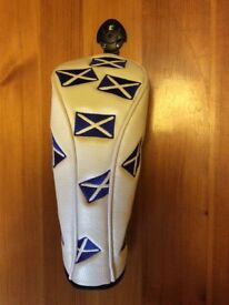 Saltire HYBRID HEADCOVER, NEW in packaging