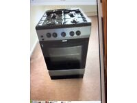 Free standing Single oven Gas cooker