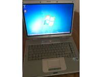 Compaq Presario Quality 1.9Ghz 80GB 1.5GB Ram DVDR Drive Windows 7 Laptop Notebook Computer PC