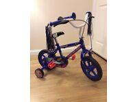 Townsend boys's space explorer bike