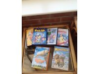 Children's DVDs for sale x 8