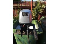 Mariner 4 hp outboard