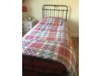Laura Ashley single bed frame