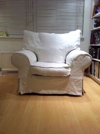 large Arm chair- Collins & Hayes £100