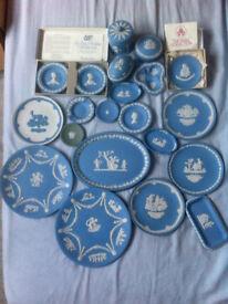 20 Various Wedwood items