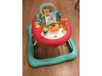 Bright Starts Baby Walker as new full working order