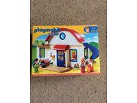 Playmobil 123 6784 Surburban House -in box