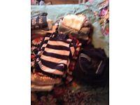 Girls clothing bundle age 8 to9