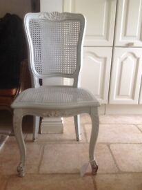 French grey chair 2 available