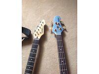 Yamaha Bass Guitar BBG4S11