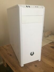 White pc case