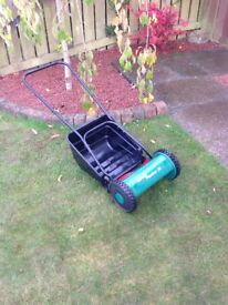 Qualcast panther 30 lawnmower great condition