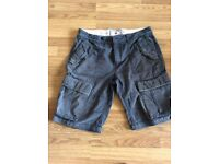 Men's fat face shorts size 36 in good condition.