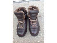 Walking boots size 38 gore tex Scarpasc