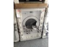 Beko intergrated washing machine. £269. New in package 12 month Gtee