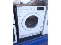 Beko prosmart intergrated washer/dryer. £329 new/graded 12 month Gtee