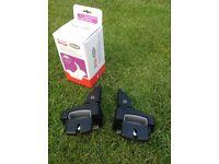 Britax Romer car seat adapters brand new