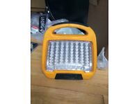Defender* LED Floor Light 110V
