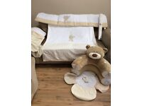 Mothercare bedding set