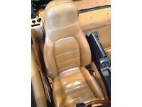 Mazda mx5 mk1 Leather Seats eunos roadster