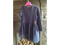 Blue Ted Baker dress, age 3-4