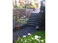 Private Letting - Spacious City Centre 3 Bed 2 Bath Garden Level Apartment