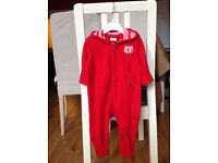 Poarn O. Pyret BABY PRAMSUIT, like new with original tags, size 4-6 months