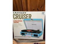 Record Player - New - £55