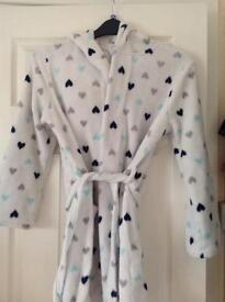 New Look Dressing Gown ( suit 10-11 years)