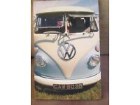 VW Campervan Canvas