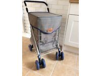 Sholley Shopping Trolley, Mobility Aid