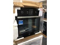 Beko single electric oven new in box 12 months gtee