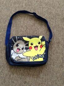 Pokemon messenger bag
