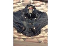 NEXT denim jacket age 3-4