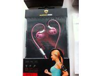 Sports In-ear Headphones NUBWO NY51 Sport Sweatproof Earphones