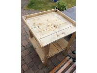 Garden/Greenhouse potting bench