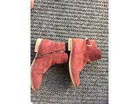 Next boots- girls