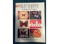 Butterfly Cross Stitch Book