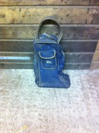 Riding boot bag