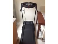 Dynamic Motorised Treadmill Brand New only used once. 120x40cmr running surface. 12 Programmes