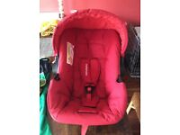 Mother care xtreme car seat