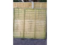 Fence panels SOLD