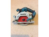 Makita brushless circular saw