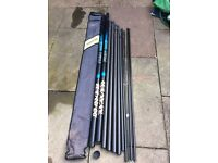 Maver FightBack 14.5 M Pole with 3 Top Kits