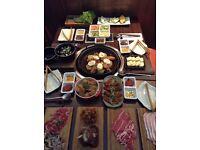 all levels chef and waiter(tress) city of london korean BBQ restaurant