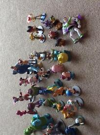 Disney inc toy story, monsters inc etc