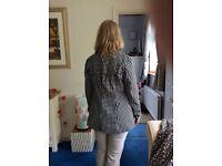ladies shower proof coat/jacket